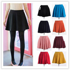 2013 Newest Lady Style Women Mini Pleated Skirt Stretch/Elastic Waist Skirt 0929