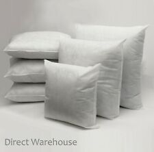 """Cushion Pad Inserts with SUPER SOFT FILLING in various sizes 12"""" - 18"""""""