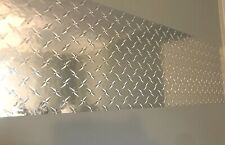 """Diamond Plate Wall Border Vinyl, Choose Your Size and Color, 6"""" and 8"""" wide roll"""