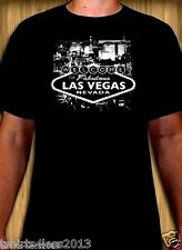 WELCOME TO FABULOUS LAS VEGAS NEVADA T-SHIRT SIZE SMALL TO 4XL NEW!!
