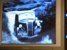Motoring by Ford 8, 75 years ago film unmade roads  around the country  travelog