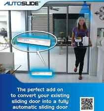 NEW AutoSlide Infrared Motion Sensor Automatic Sliding Door System for Humans