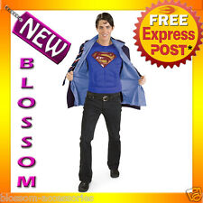 C665 Reversible Clark Kent/Superman Hallowen Adult Costume