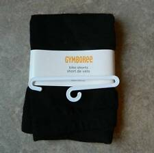 Bike shorts Gymboree basic black bike shorts,sz. 3,4,5,6,7,8,10 NWT.