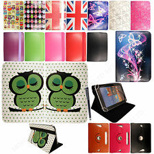 "Universal 10.1"" Inch PU Leather Stand Case Cover Fits For Android Tablets+Stylus"