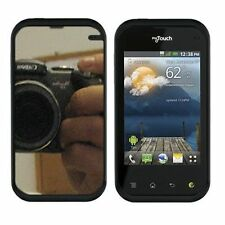 For LG MYTOUCH Q C800 Mirror Screen Protector LCD Film Shield Cover