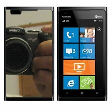For Nokia LUMIA 900 Mirror Screen Protector LCD Film Shield Cover