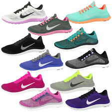 NIKE FREE WOMEN SCHUHE DAMEN LAUFSCHUHE SNEAKER RUN EXT SHIELD 4.0 3.0 V4 V5