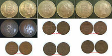 JERSEY PENNY 1841 to 1964. Choose your coin. FREE UK POST
