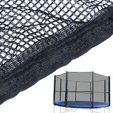 Vortigern Replacement Safety Net for 14FT Trampoline Enclosure with 8 or 12 pole