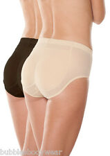 INSTA-BOOTY Padded Booty Panty, 5-Piece Box Set, As Seen On TV! Padded Panties!