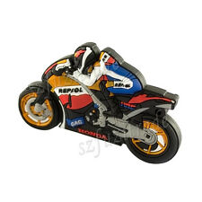 UK Moto Racer USB 2.0 8GB/16GB/32GB Flash Disk Drive Enough Momery Stick Storage