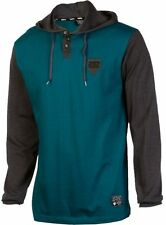 NEW 4Frnt Skis Ringo Hoodie Mens L-XXL Blue Pullover Sweatshirt Msrp$50