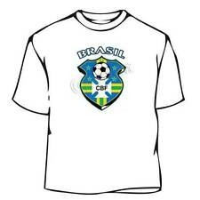 FIFA World Cup 2014 Brazil Soccer Shield Tee Shirt