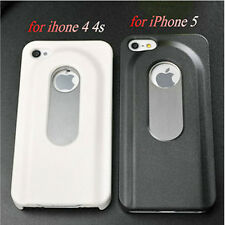 Metal Slide Hard In&Out Beer Bottle Opener Back Cover Case For iPhone4/4s 5/5S