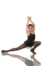 Black Sequin Tango Dance Costume. Spanish, Jazz, Tap, Group Costumes, Lots