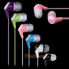 Colourful In-ear Sport Headphone Earbud for All Android System and iPhone  #T1K