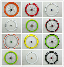Single Speed / Track / Road/ Racing /Bike 700C  front Wheel  ALL COLOUR 700