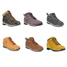 Timberland Men's Euro Sprint Split Rock Hiker Leather Nubuck Boots Sizes UK 7-11