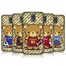 HEAD CASE DESIGNS MR. BEAR SPORTS HARD BACK CASE COVER FOR SAMSUNG GALAXY S5