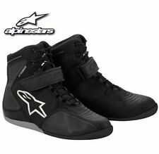 Alpinestars Fastback Waterproof Motorbike Boots/ Scooter Riding Shoes (Sale)