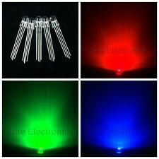 5mm 100pcs RGB LED Common Anode/Cathode 4Pin( diffused)Tri-Color Leds Lamp