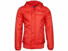 Adidas Originals Mens AC Padded Jacket Red X51293 RP £75 Sizes S,M,L