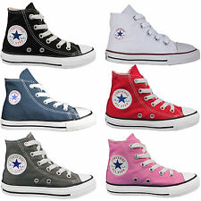 Converse All Star HI Toddler Infant Chucks Trainers Shoes NEW