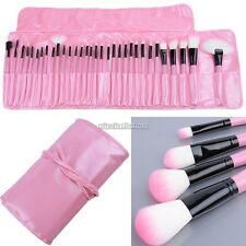 Pro Makeup Brush Eyeshadow Eyebrow Brushes Cosmetic Tool Kit Set 32Pcs Soft