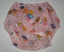 Adult Baby Plastic Pull-on  Pants PVC incontinence size 3XS-2XL