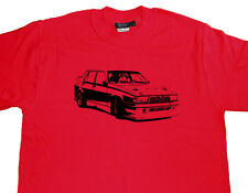 ALFA ROMEO 75 1.8i Turbo Milano TCC Touring Car Champion T-Shirt - ALL OPTIONS