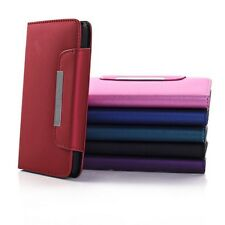 Luxury Wallet Flip PU Leather Stand Case Cover For Samsung Galaxy S5 i9600