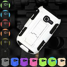 For Samsung Galaxy Centura S738C Discover [Future Armor] Case Belt Clip Holster