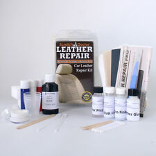 LEATHER Repair Kit for TOYOTA Car Interior. FIX Tear, Scratch, Scuffs & Holes