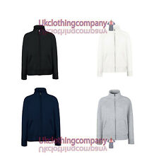 Fruit Of The Loom Lady-Fit Sweat Jacket - Womens tops - sizes xs to xxl