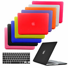 Matte Hard Case Keyboard Cover Screen Protector For Mac Book Air 13""