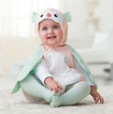 Carters Newborn 3 6 9 12 18 24 Months Owl Halloween Costume Baby Girl Outfit