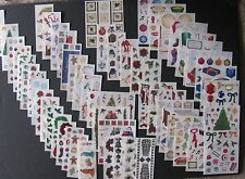 CREATIVE MEMORIES - Set F - CHRISTMAS Stickers - You Choose!