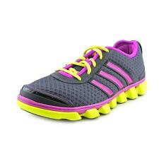 Adidas Liquid 2 Womens Black Man-Made Running Shoes