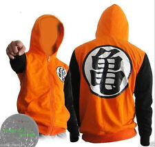 Dragon ball Z Son Goku Clothing Hooded Sweatshirt Anime Cosplay Hoodie