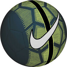 Nike Mercurial FADE Training Soccer Ball 2014 Brand New  Charc. / Yellow / White