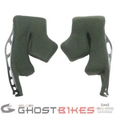 SHOEI X-SPIRIT 3D3A CHEEK PADS MOTORCYCLE HELMET PAD INSERTS GENUINE PARTS 3D 3A