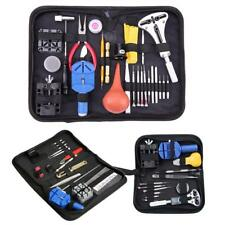 Watch Link Opener Repair Remover Holder Tool Kit Set Pin Screwdriver   WT7n