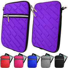 """EVA Light Zipper Travel Bag Pouch Cover Case for Tablet Up to 10"""" Inch"""