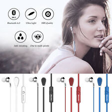 Bluedio N2 Bluetooth Wireless Stereo Headset Sweatproof Voice Command Headphone