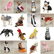 DOG HALLOWEEN COSTUME Party Outfit - Choose from 16+ Styles All Sizes- Puppy Pet