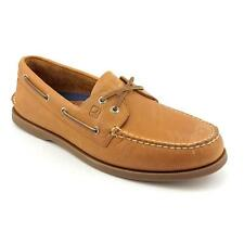 Sperry Top Sider A/O Mens Moc Leather Boat Shoes Used