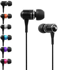 Super Bass Headset Stereo Headphone Earphone Cloth Cable For MP3 Cell phone