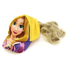 Disney Tangled Rapunzel Girls Baseball Cap Hat with Ponytail PRS40662YST O/S