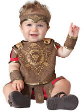 Infant Roman Gladiator Greek Baby Halloween Costume